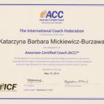 Akredytacja ACC 001